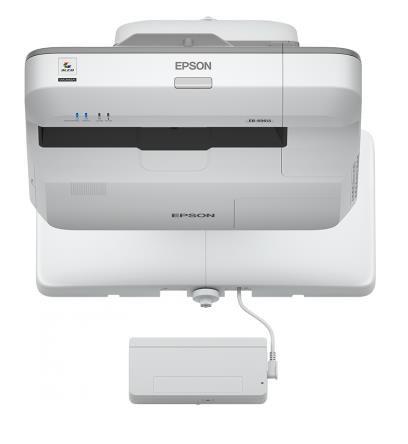 EPSON projektor EB-696Ui - 1920x1200, 3800ANSI, HDMI, VGA, SHORT, interaktivní (V11H728040)