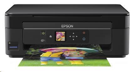 EPSON Tiskárna ink Expression Home XP-342 A4, 33ppm, WIFI, USB, MULTIFUNKCE