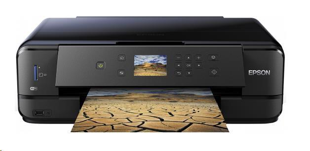 EPSON Tiskárna ink Expression Premium XP-900 A3 ,skener A4, 28ppm, WIFI, USB, MULTIFUNKCE (C11CF54402CE)