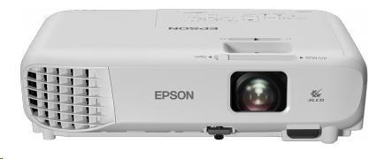 EPSON projektor EB-X05, 1024x768, 3300ANSI, 15.000:1, HDMI, USB 3-in-1, REPRO 2W (V11H839040)
