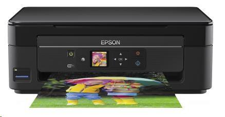 EPSON -poškozený obal-Tiskárna ink Expression Home XP-342 A4, 33ppm, WIFI, USB, MULTIFUNKCE