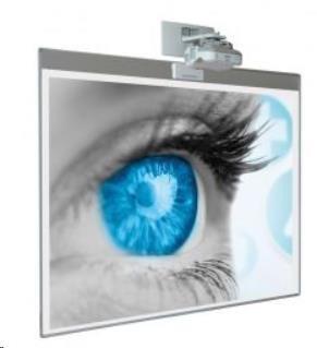 SMIT VISUAL Projekční tabule RC Touch Wing s matným povrchem 157x118 cm,4:3, pro dotykové interaktivní projektory