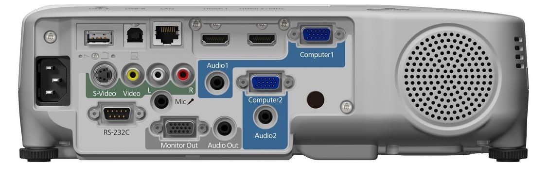EPSON projektor EB-970 (V11H865040)