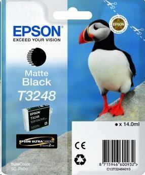 EPSON ink čer T3248 Matte Black