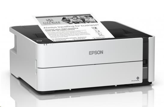 EPSON tiskárna ink EcoTank M1140, 1200x2400 dpi, A4, 39ppm, USB 2.0, Duplex