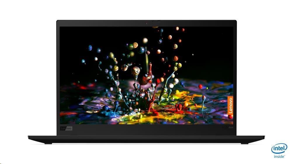 "LENOVO TP X1 Carbon 7gen - i5-8265U@1.6GHz,14"" FHD LP IPS mat,16GB,512SSD,noDVD,HDMI,ThB,LTE,camIR,backl,W10P,3r carryin"
