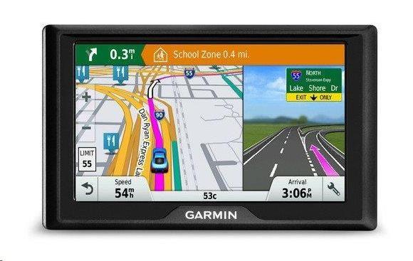 Garmin GPS navigace Drive 40T Lifetime Europe20 (010-01956-21)