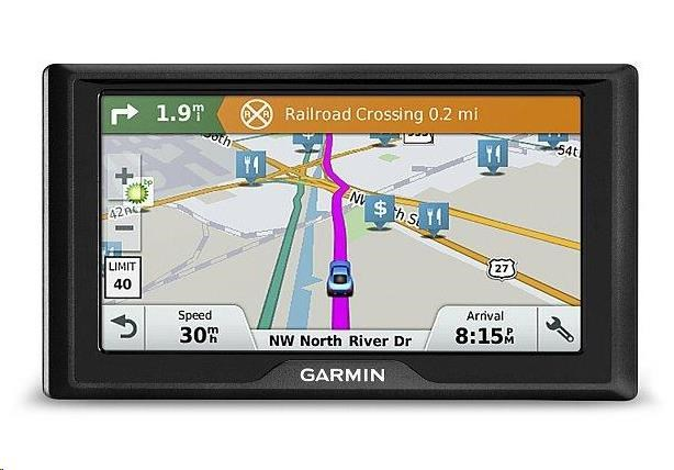 Garmin GPS navigace Drive 61S Lifetime Europe20 (010-01679-27)