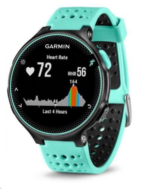 Garmin GPS sportovní hodinky Forerunner 235 Optic Blue