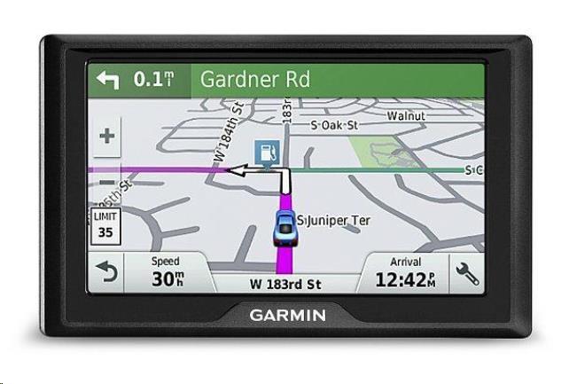 Garmin GPS navigace Drive 51S Lifetime Europe20 (010-01678-27)