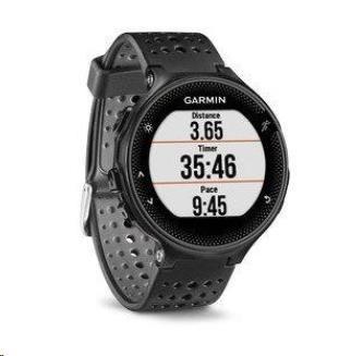 Garmin GPS sportovní hodinky Forerunner 235 Optic Gray