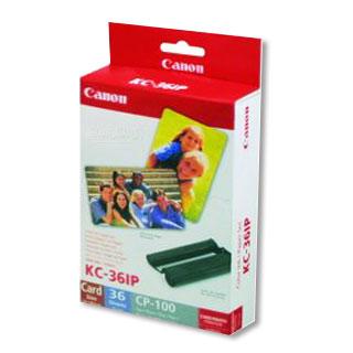 Canon KC36IP papír 86x54mm 36ks do termosublimační tiskárny (7739A001AH)