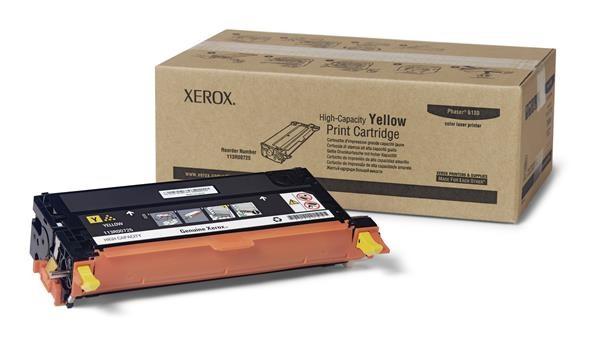 Xerox Toner Yellow pro Phaser 6180 (6.000 str) (113R00725)