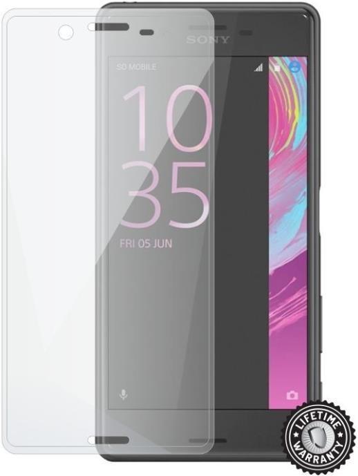 Screenshield ochrana displeje Tempered Glass pro Sony Xperia X (Full cover) (SON-TGFCXPX-D)