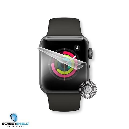 ScreenShield fólie na displej pro Apple Watch Series 3, ciferník 38 mm (APP-WTCHS338-D)