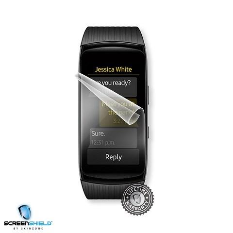 Screenshield fólie na displej pro SAMSUNG R365 Gear Fit2 Pro (SAM-R365-D)