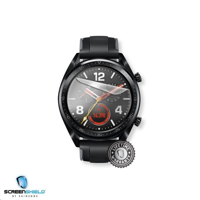 ScreenShield fólie na displej pro HUAWEI Watch GT Sport