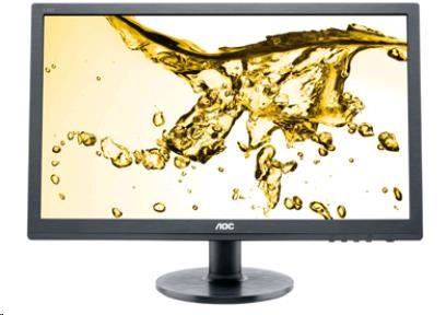 """AOC MT LCD WLED 24"""" g2460Fq, 1920x1080, 80M:1, 350cd/m, 1ms, D-Sub, DVI, HDMI, DP, VESA"""