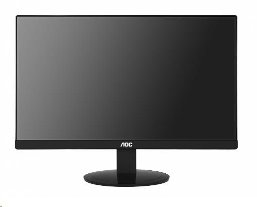 "AOC MT IPS LCD WLED 23,8"" I2480SX/00 IPS panel, 1920x1080, 20M:1, 250cd, D-Sub, DVI"