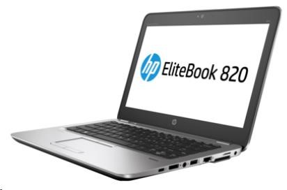 HP EliteBook 820 G3 i5-6300U, 12,5FHD,1x8GB, 256GB M.2 SSD, WiFi ac, FPR, VPro, Win10Home64