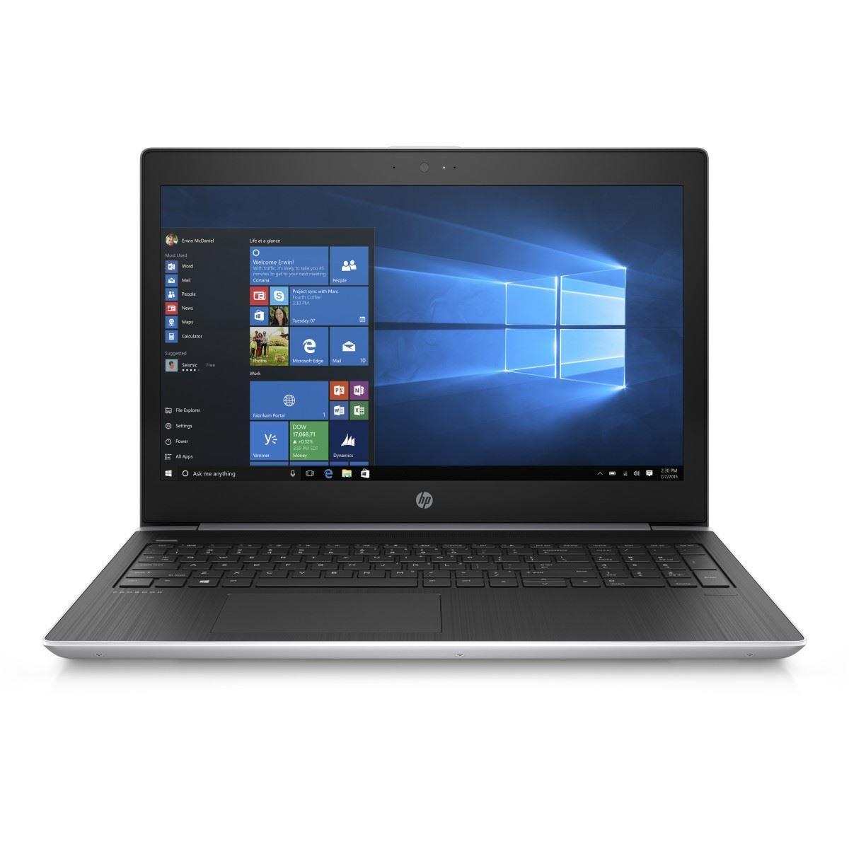 HP ProBook 450 G5 i3-8130U 15.6 FHD UWVA CAM, 8GB, 128GB SSD+1TB, FpR, WiFi ac, BT,Win10