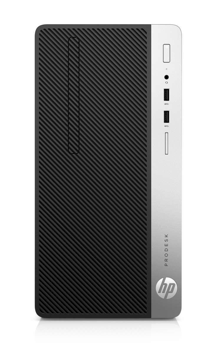 HP ProDesk 400G5 MT i5-8500, 1x8GB, 1TB, Intel HD, usb kláv. a myš, DVDRW, 180W bronze, 2xDP+VGA, Win10Pro