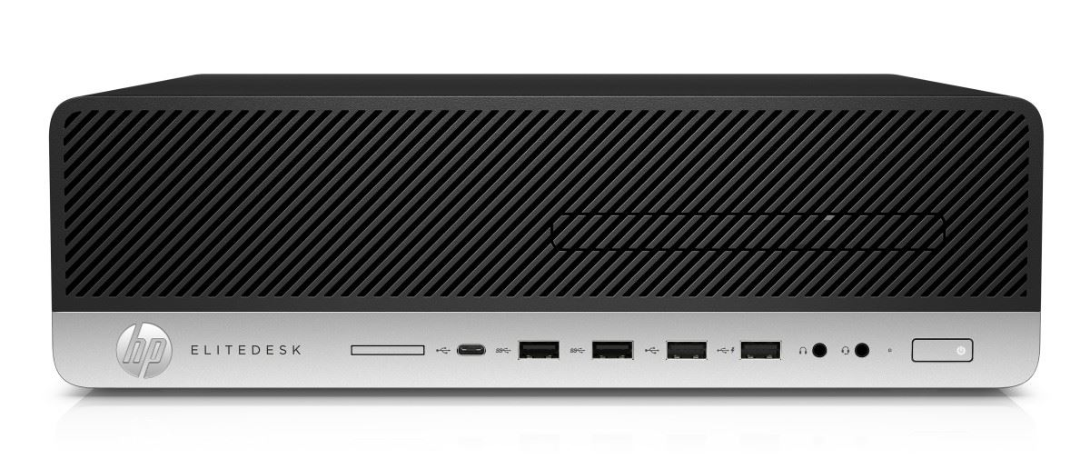 HP ProDesk 600G4 SFF i5-8500, 1x8GB, HDD 1TB, Intel HD, usb kláv. a myš, DVDRW, 180W, 2xDP+VGA, Win10Pro