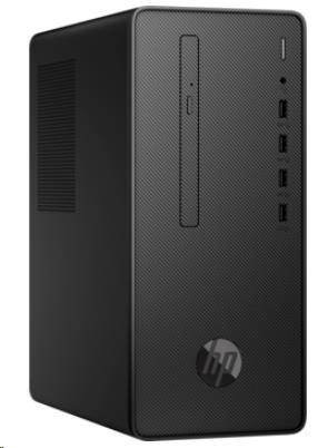 HP Pro A G2 Ryzen 5 Pro 2400G, 1x8 GB, SSD 256 GB, Radeon RX Vega 11, DVDRW, usb kláv. a myš, 180W, HDMI+VGA, Win10Pro