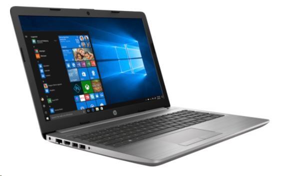 HP 255 G7 R3-2200U 15.6 FHD 220, 4GB, 256GB, DVDRW, ac, BT, silver, Win10