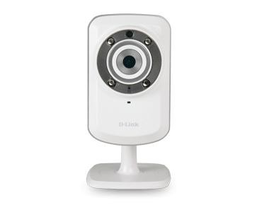 D-Link DCS-932L Securicam Wireless N Home IP Network Camera, myDlink, VGA, noční IR (DCS-932L/E)