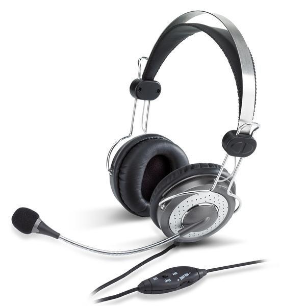 GENIUS sluchátka s mikrofonem HS-04SU (31710045100)