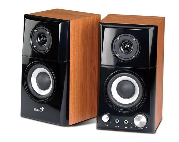GENIUS repro SP-HF 500A, dřevěné, 14W (31730905100)