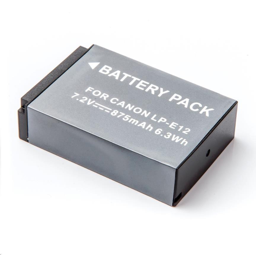 MadMan Baterie pro Canon LP-E12 (MDMBATLPE12)