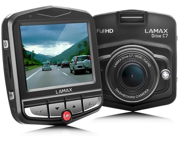 LAMAX DRIVE C7 - kamera do auta (8594175350319)