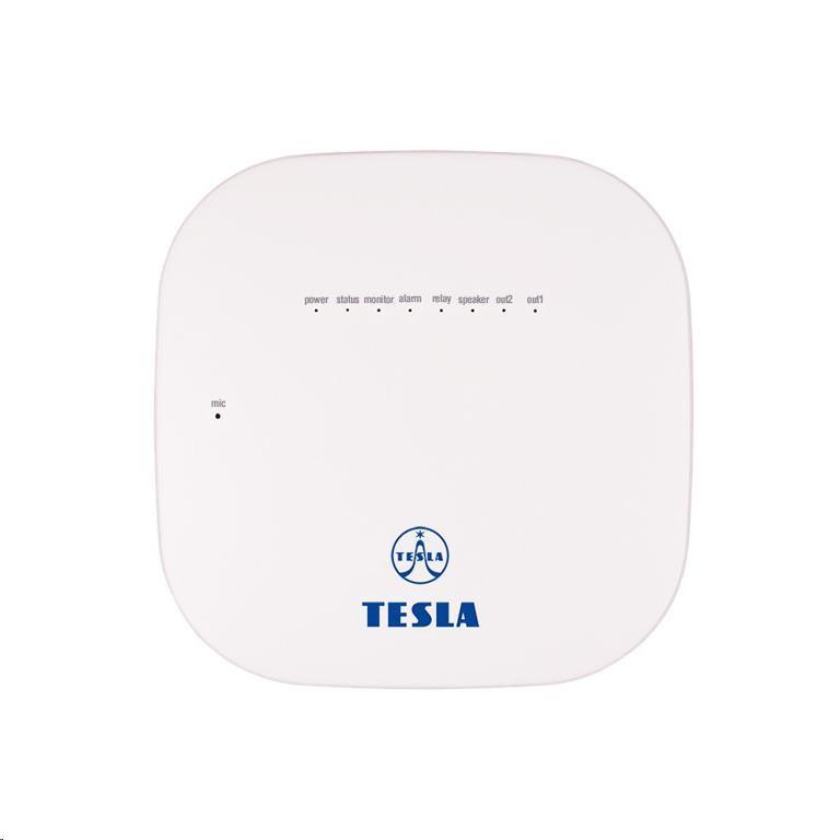 TESLA SecureQ i7 - GSM alarm smart systém