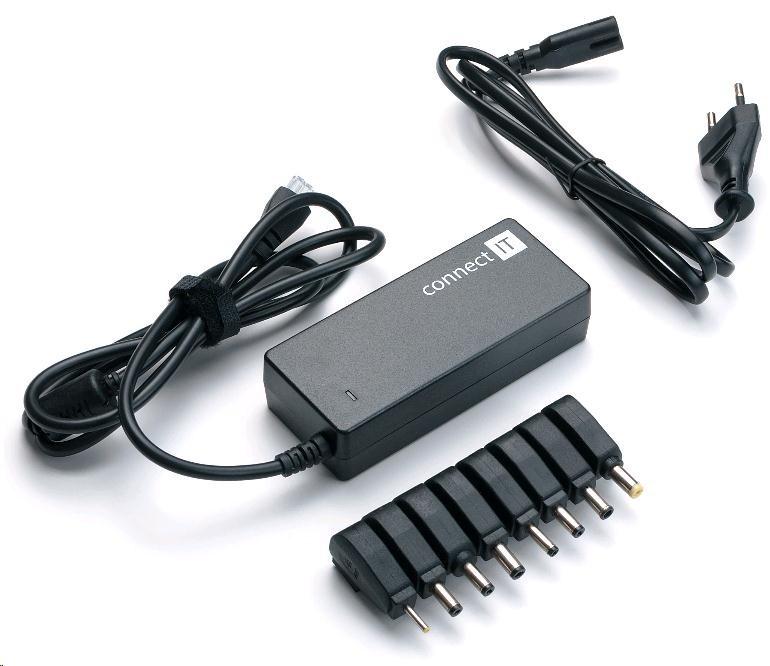 CONNECT IT Univerzální notebookový adaptér 48W (CI-131)