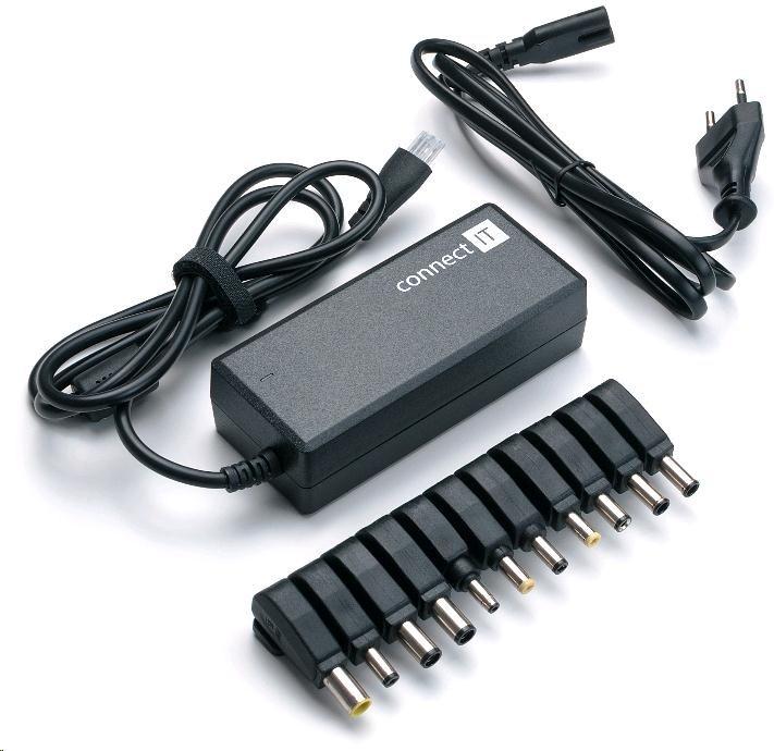 CONNECT IT Univerzální notebookový adaptér 70W (CI-132)