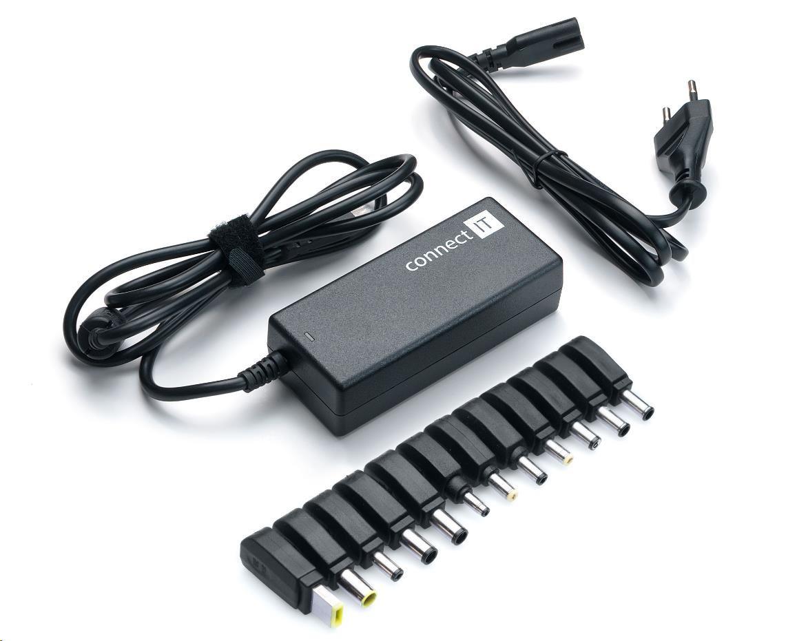 CONNECT IT Univerzální notebookový adaptér 90W (CI-133)