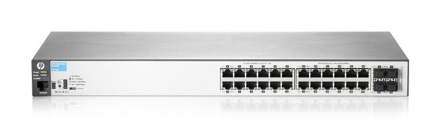 Aruba 2530 24G Switch (J9776A)