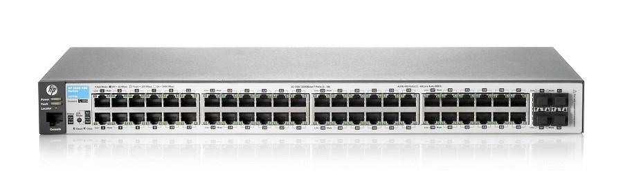Aruba 2530 48G 4xSFP Switch (J9775A)