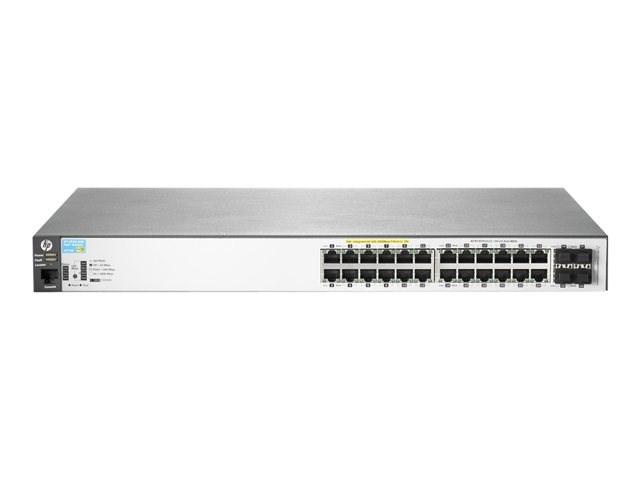 Aruba 2530 24G PoE+ Switch (J9773A)