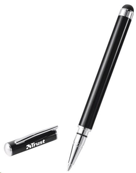 TRUST Stylus & Ballpoint Pen (pero pro dotykové displeje, kuličkové pero)
