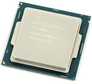 CPU INTEL Core i7-6700K 4,0GHz 8MB L3 LGA1151, VGA - BOX (bez chladiče) (BX80662I76700K)