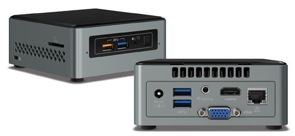 """INTEL NUC 6CAYH Celeron/USB3/HDMI/WF//2,5"""" (BOXNUC6CAYH)"""
