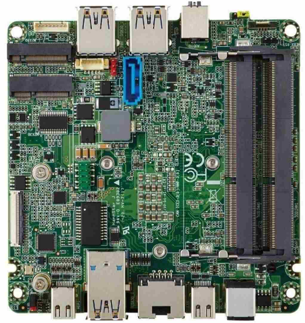 INTEL NUC board Baby Canyon 7i7BNB i7/USB3/HDMI/WIFI/TH3/M.2