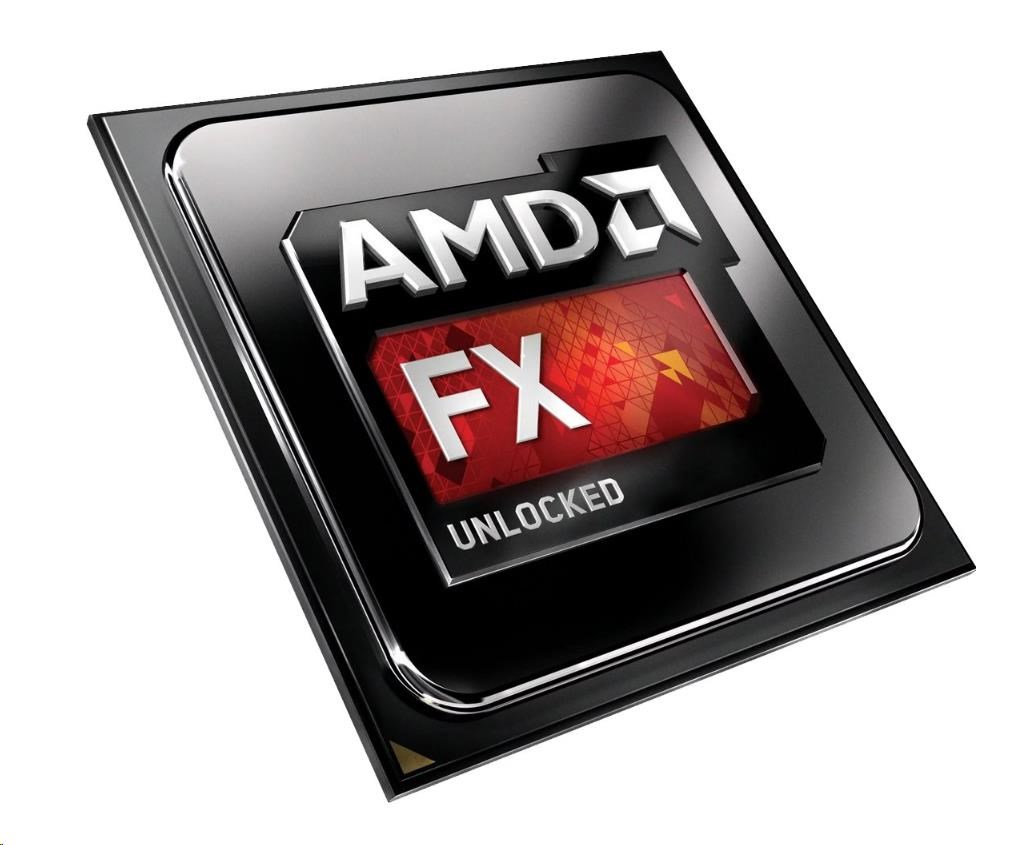 CPU AMD FX-4320 (Vishera), 4-core, 4.0GHz, 8MB cache, 95W, socket AM3+, BOX (Wraith cooler)