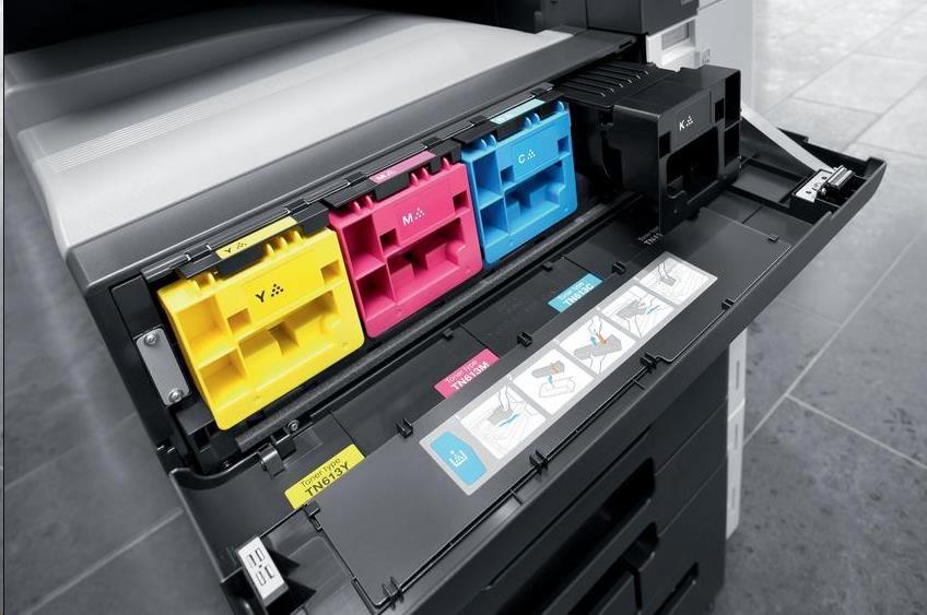Minolta Toner TN-210M purpurová do bizhub C250, C252