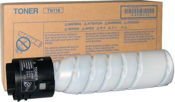 Minolta Toner TN-118 do bizhub 215, bizhub 226 (A3VW050)
