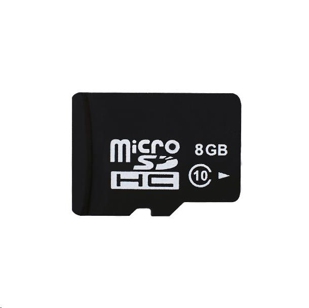 PRETEC Secure Digital Micro SDHC (Class 10) - 8GB (PCMK08G)