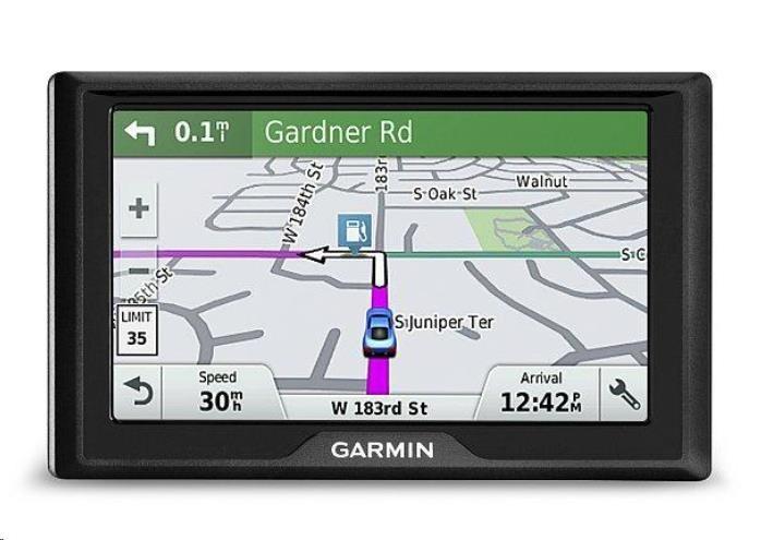 Garmin GPS navigace Drive 51S Lifetime Europe45 (010-01678-17)